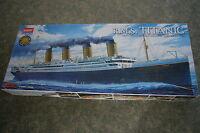 1998 R.m.s. Titanic Academy Model 1/400 Scale In Open Box 1st Edition