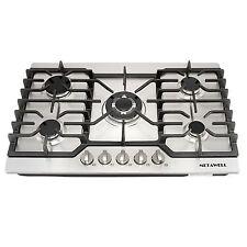 Item 5 Metawell Brand 30 Stainless Steel Burners Built In Cooktop Lpg Ng Gas Cooker