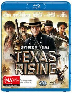Texas Rising: Season 1  - BLU-RAY - NEW Region B 9317731120619