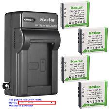 ✅ Pentax D-Li68 DLi68 Battery for A36 A40 S10 S12 Replace D-Li122 Fujifilm NP-50
