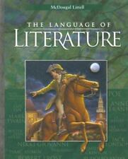 mcdougal 9th grade the language of literature