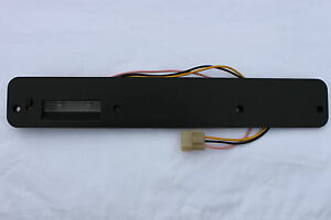 71 72 73 74 Plymouth Satellite Dodge Charger under dash panel map light harness