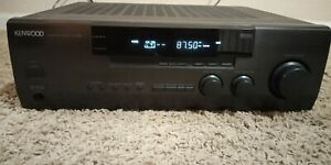 Vintage Kenwood VR-209 5.1 Channel Audio Video Home Theater Surround Receiver