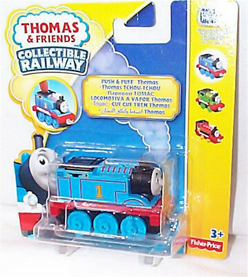 Thomas /& Friends Push and Puff Thomas Diecast Clip Connectors New in pack CHC69