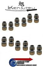 New Set Valve Stem Seals x 24 Exhaust & Intake- For Z32 300ZX VG30DETT