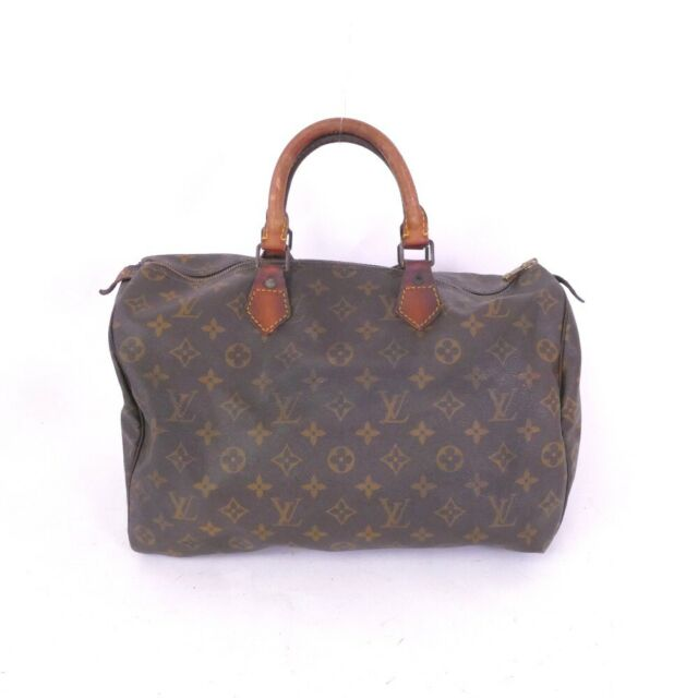 LOUIS VUITTON  Monogram Speedy 35   M41524 Boston bag