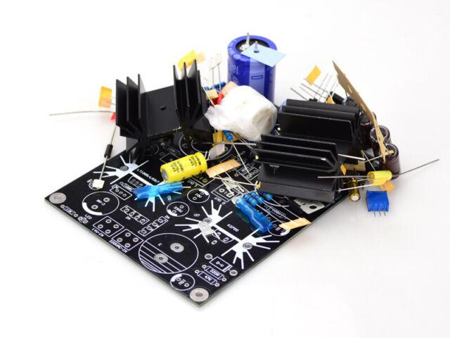 America Shure M65 Circuit Mm RIAA Tube Phono Turntable Preamplifier DIY Kit  PCB