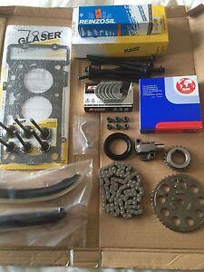 REBUILD-KIT-SMART-CAR-700cc-698cc-PISTON-RINGS-VALVES-TIMING-CHAIN-KIT-GASKET