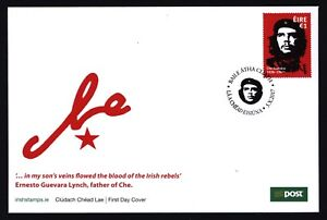 Irland-Ireland-2017-Che-Guevara-Ersttagsbrief-FDC-First-Day-Cover-rare