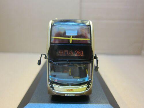 HONG KONG KMB BUS DENNIS ENVIRO 500 FACELIFT 12.8m  3ATENU76  Route:263