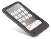 Silikon Tasche Apple Ipod Touch G3 Ipod Touch G2 Schwarz Etui Schutz Hülle Neu