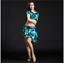 Modal Blouse+Short Skirt 2pcs set Belly Dance Costumes Practice Dancewear 5087