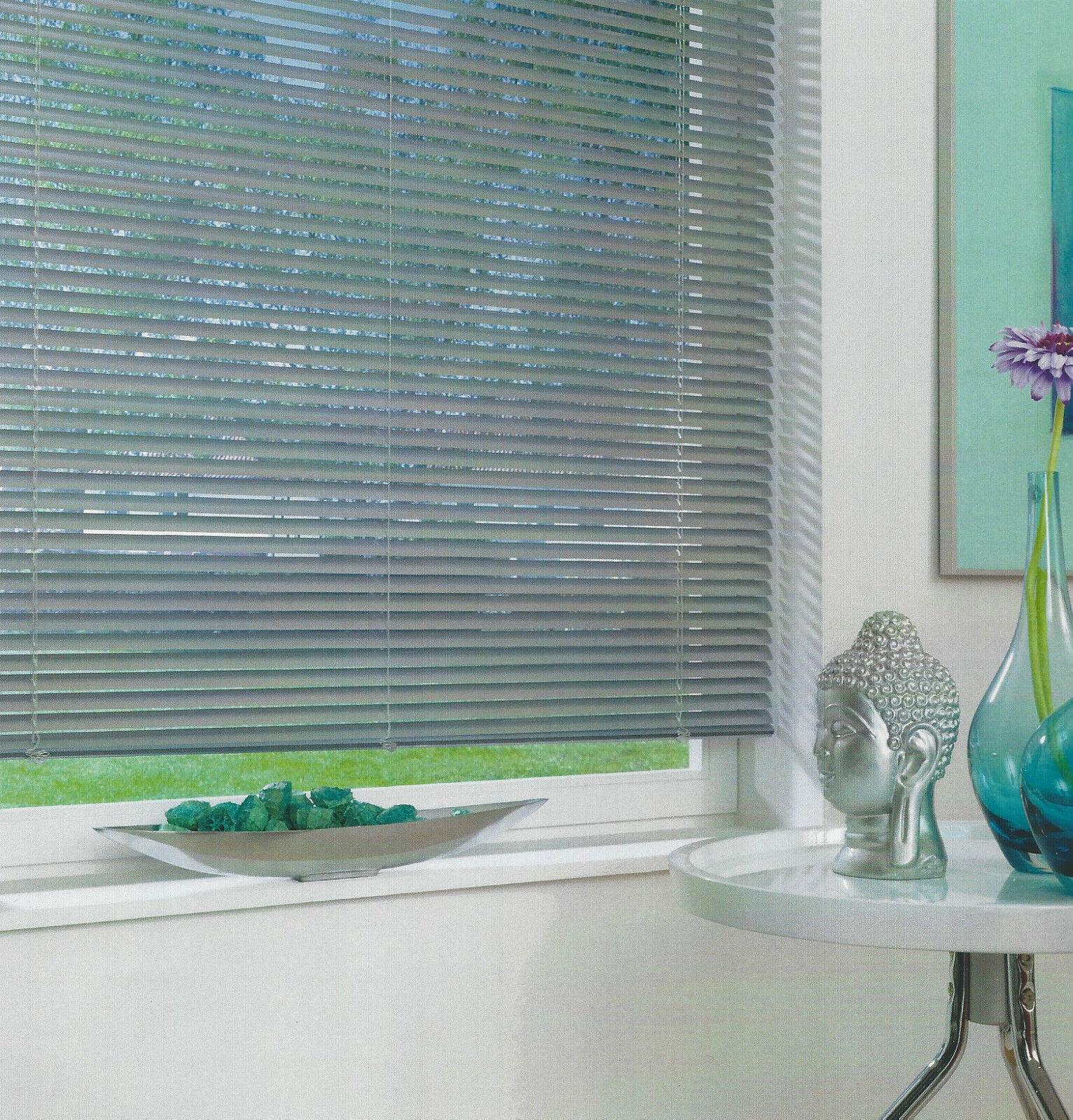 Alu Jalousie Jalousien Fenster Aluminium Lamellen Rollo Jalousette 11 Farben | Bekannt für seine hervorragende Qualität