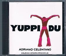 ADRIANO CELENTANO YUPPI DU  OST  CD F.C. NUOVO!!!