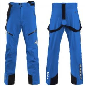 TROUSERS KAPPA 6PERCENT 622 HALF ZIP FISI bluee mis-XL