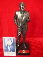 JFK J.F.K. FIGURINE MODEL JOHN FITZGERALD KENNEDY LTD EDITION LEGENDS FOREVER