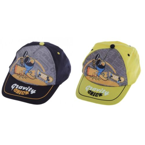 Childrens Kids Boys Bart Simpson Adjustable Baseball Cap Hat KC435