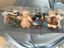 Muffy Vanderbear Acrylic Display Case - VERY Rare - Exclusive to Dealers