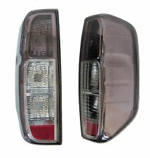 STEALTH smoked rear lights for Nissan Navara D40 tail lamps adventura pickup