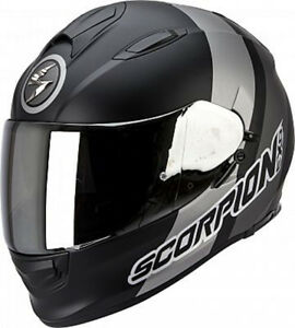 CASCO-INTEGRALE-MOTO-SCORPION-EXO-510-AIR-HERO-SISTEMA-PUMP-AIRFIT-NERO-ARGENTO