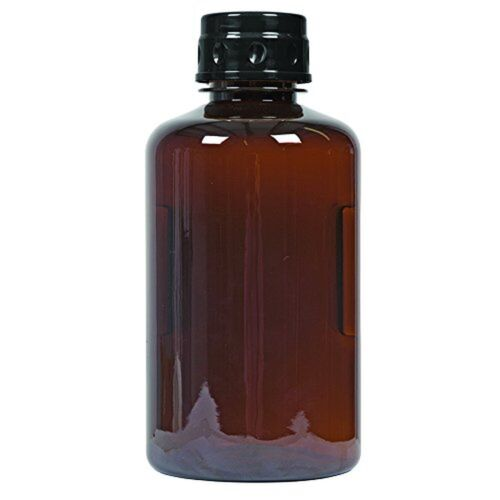 64 oz Fifty//Fifty P64002AM0 Amber Round River Growler,