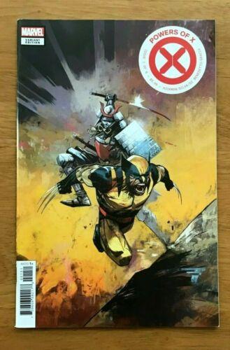 Powers of X # 1 2019  Mike Huddleston 1:10 Incentive Variant Marvel Comics NM