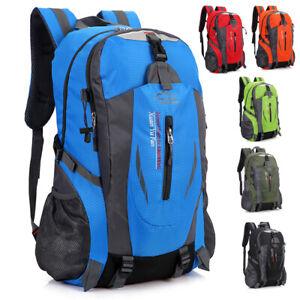 40L-Outdoor-Camping-Backpack-Trekking-Man-Waterproof-Hiking-Bag-Travel-Rucksack