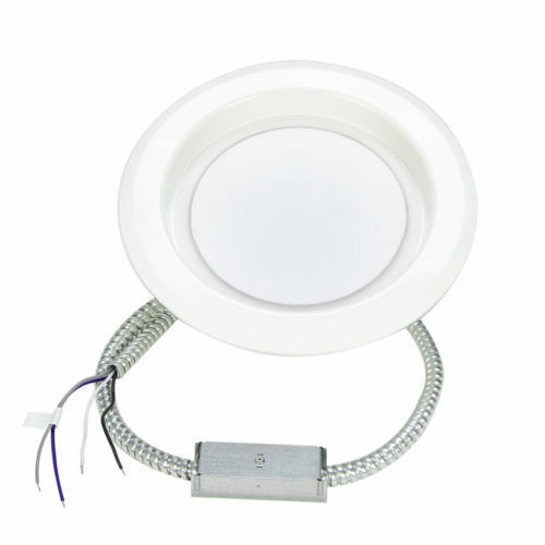 Down Light Whi 8 Inches K0R4 KOBI Electric CDL8-40-40-MV Commercial Retrofit