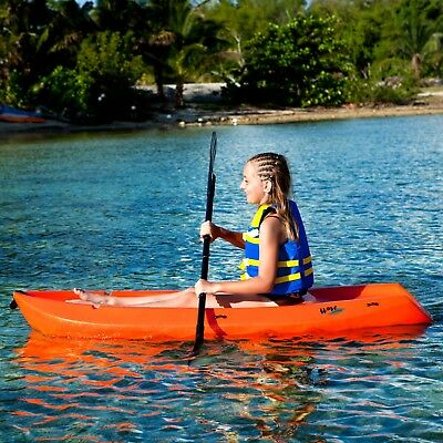 Kayaks For Kids Recreational Youth Kid Kayak 1 Person 6 Foot Small  Lightweight | eBay