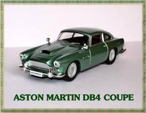 Light Green Metallic 1//43 de Agostini Aston Martin DB4