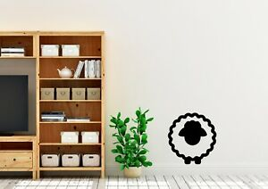 Cute-Sheep-Inspired-Design-Animal-Home-Decor-Wall-Art-Decal-Vinyl-Sticker