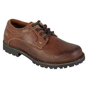 b3f00b2f27e7 Details about Dockers Men s Leather Sandhurst Light Tan Shelter Plain Toe  Oxfords Shoes 8.5 M