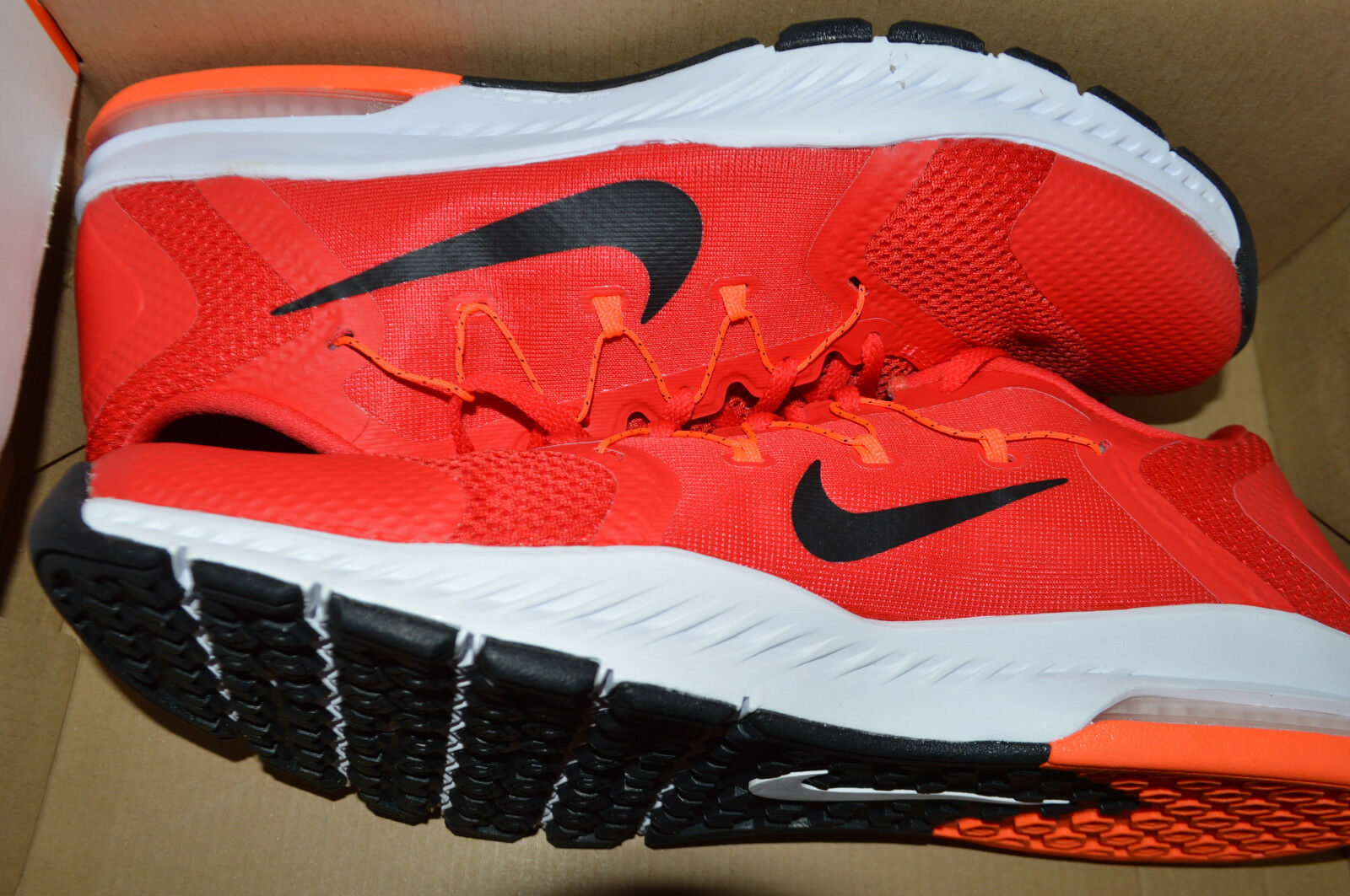 Cheap and beautiful fashion New Mens Nike Zoom Train Complete Training Shoes 882119-600 Price reduction