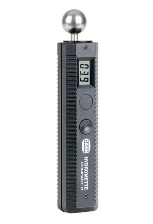Gann Hydromette Compact B, Elektronischer Baufeuchteindikator, Feuchtemessgerät