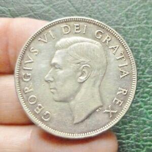 Canada-Georges-VI-1-Dollar-1952