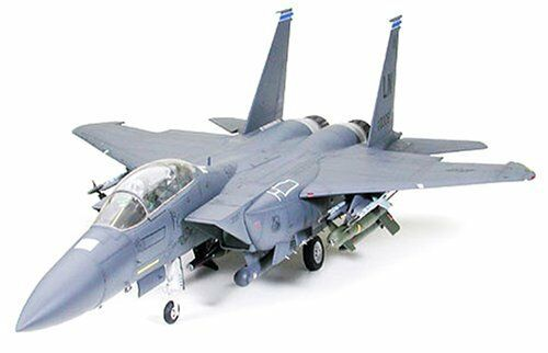 TAMIAYA 1 32 Boeing F-15E Strike Eagle w Bunkerbuster Model Kit NEW from Japan