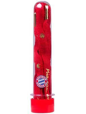 FC Bayern Munich TubeLaces Cordones 120cm cordones de zapatos fútbol BUNDESLIGA