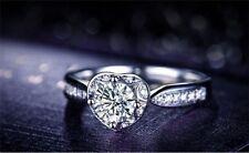 Design Ring 925 Silber Damen Ringe Verlobungsring Ehering Geschenk Schmuck NEU