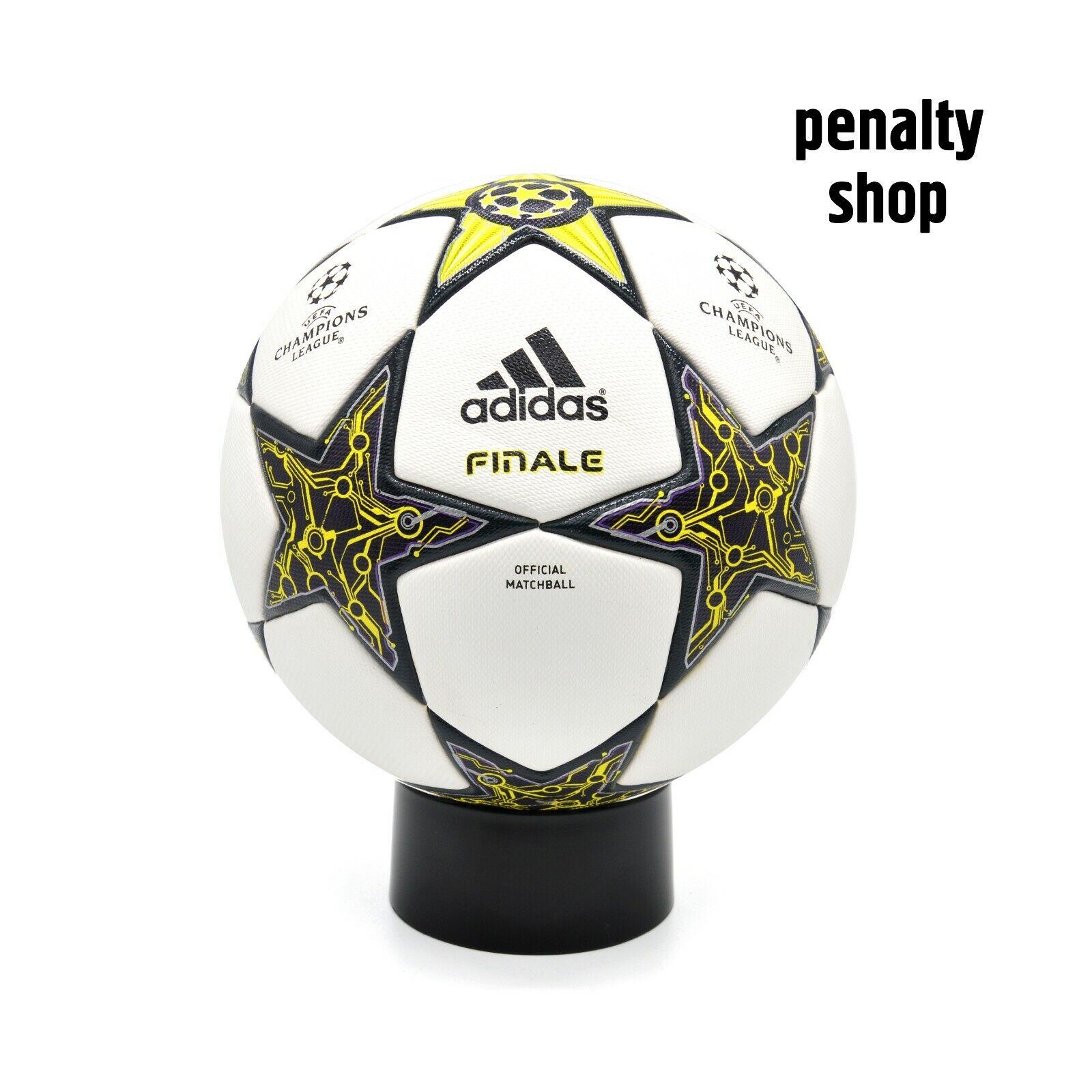 Adidas Finale 12 UEFA Champions League balón oficial W43107 Rara