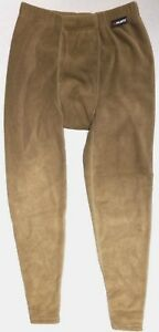 Cabela-039-s-Men-039-s-Polartec-Classic-100-Polar-Weight-Base-Layer-Pant-Olive-Green-NWT