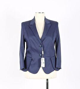 VESTE COTON FEMME - MARTA PALMIERI - couleur bleu CLAIR - RÉDUCTION ... b3e7857870bf