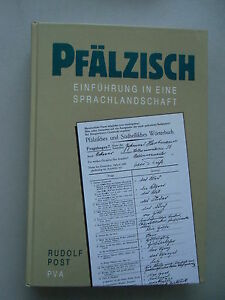 Pfälzisch Einführung in eine Sprachlandschaft 1990 Pfalz - Eggenstein-Leopoldshafen, Deutschland - Pfälzisch Einführung in eine Sprachlandschaft 1990 Pfalz - Eggenstein-Leopoldshafen, Deutschland