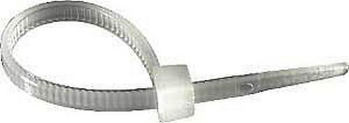 100 clamps for 4x200mm Harness White 4//11664