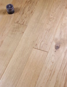 130mm Rustic Oak Solid Wood Flooring Oiled Brushed Packs 20mm