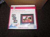 Hp 7 Digital Picture Frame Df780a2 512mb Internal Memory Insert Card