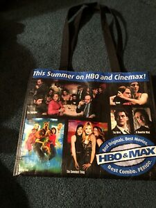 Details about 2003 HBO And Cinemax Best Movies And Actors Tote Bag