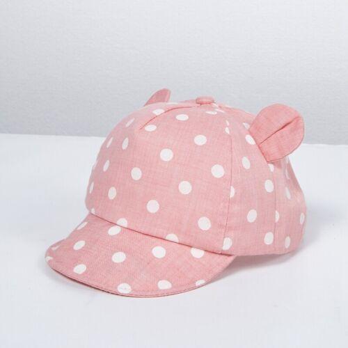 Baby Sun Hat Summer Beach Cute Hat Boy Girl Toddler Kids Newborn Baseball Cap