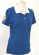 Porsche Design Polo-Shirt Gr.M Neu MCQueen Racing Women T-Shirt