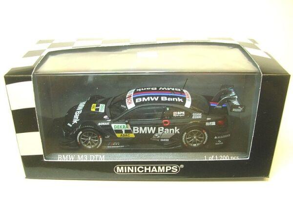BMW M3 DTM Team Schnitzer no. 1 Bruno Spengler DTM 2013