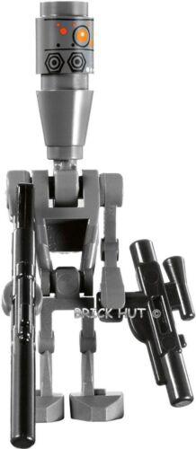 10221-2011 LEGO STAR WARS NEW RARE FIRST EDITION HEAD IG-88 +GUNS +GIFT